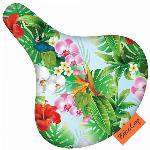 Zadeldek BikeCap Tropical Flower